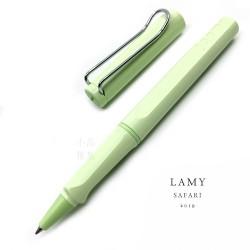 德國 Lamy Safari 狩獵系列 2019限定色 Pastel 夢幻泡泡馬卡龍 鋼珠筆(Mint 薄荷綠)