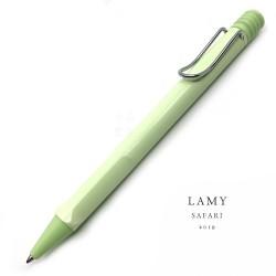 德國 Lamy Safari 狩獵系列 2019限定色 Pastel 夢幻泡泡馬卡龍 原子筆(Mint 薄荷綠)