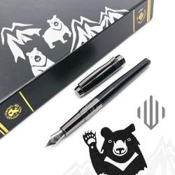 臺灣 IWI 蒙恬 Safari遊獵系列 保育動物版 鋼筆(臺灣黑熊)
