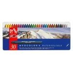 瑞士卡達 Caran d'Ache NEOCOLOR II 專業級水性蠟筆 (30色)