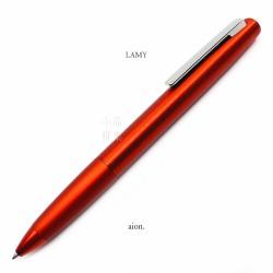 德國 Lamy aion系列 277 永恆系列 原子筆(赤青紅)