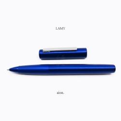 德國 Lamy aion系列 377 永恆系列 鋼珠筆(赤青藍)
