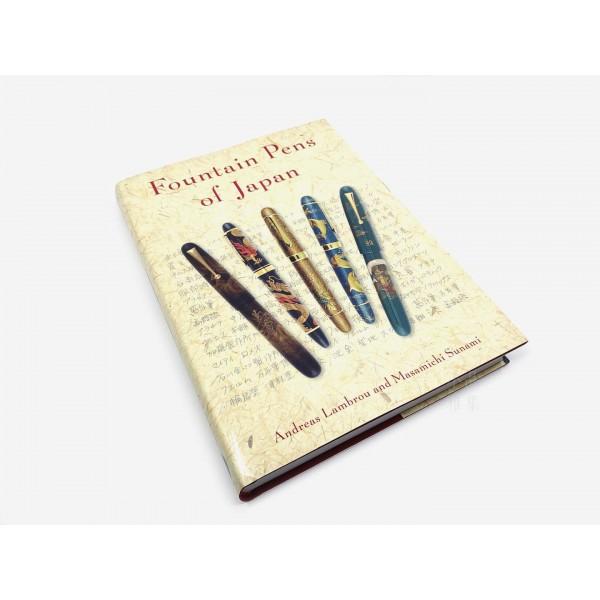 ~鋼筆聖經~ 親筆簽名精裝版 英文原文書 Fountain Pens Of Japen(日本筆款)