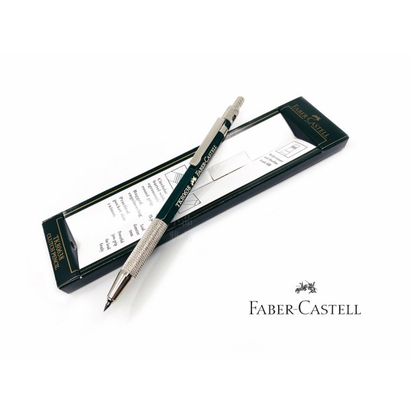 德國 Faber-Castell 輝柏 工程筆 2mm 漸進式 工程筆 製圖筆 TK80638