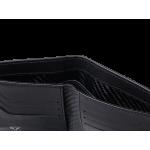 (預購商品,下單約3-5天可出貨)臺灣 SACA Fender X  wallet 碳纖維皮夾