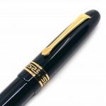 小品雅集 獨家訂製款 古典烤漆 鋼筆(古典黑)