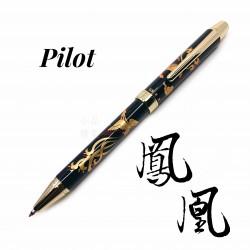日本 PILOT 百樂 多功能 三用原子筆(二色原子筆+自動鉛筆)(鳳凰)