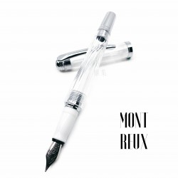 臺灣 MONTREUX 夢多 透明鋼筆