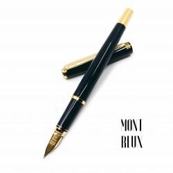 臺灣 MONTREUX 夢多 復古色系 鋼筆(黑色)