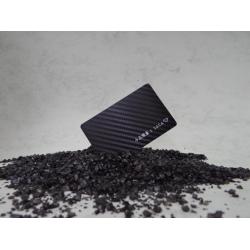 (客製商品需先付款 無法使用取貨付款,下單約14天可出貨)臺灣 SACA 碳纖維悠遊卡