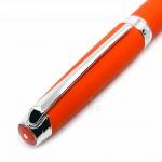 瑞士卡達Caran d'Ache Leman 利曼 18k金 鋼筆(珊瑚紅)