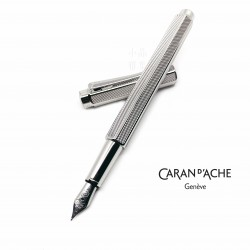 瑞士卡達 Caran d'Ache ECRIDOR 艾可朵 Maille Milanaise 米蘭紋格 鋼筆