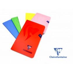 法國 Clairefontaine 彩色筆記本(六色可選)