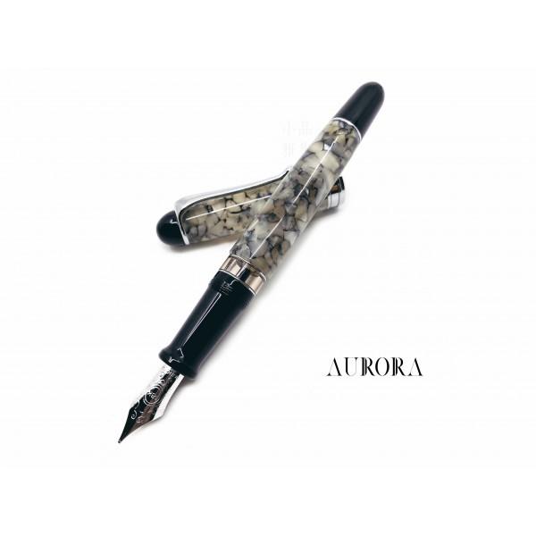 義大利 Aurora 888 Mercurio 水星 全球限量888支 18K鋼筆