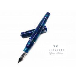 義大利 LEONARDO Momento Zero Grande系列 Caraibi 鋼筆