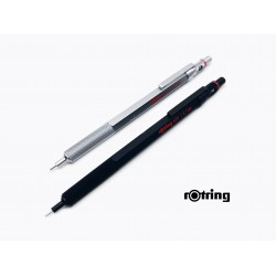 德國 rotring 洛登 金屬筆桿 專業製圖自動鉛筆(600型 0.7mm)