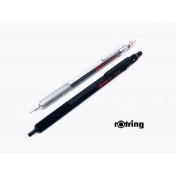德國 rotring 洛登 金屬筆桿 專業製圖自動鉛筆(600型 0.5mm)