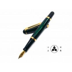 小品雅集 獨家訂製款 綠琺瑯烤漆 鋼筆