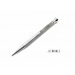 義大利 AURORA Permanento 925純銀 六角 0.9mm自動鉛筆