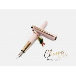 德國 OTTO HUTT 奧托赫特 | Design06 Viola藝術家限量聯名款 鋼筆(Elena)