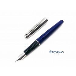 法國 Waterman Emblème 巴黎魅影系列 鋼筆(藍色)