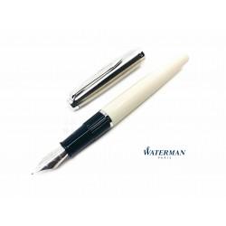 法國 Waterman Emblème 巴黎魅影系列 鋼筆(象牙白色)