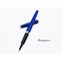 法國 Waterman 雋雅系列 鋼珠筆(寶石藍)