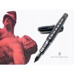 德國 Graf von Faber-Castell Pen of the year 2020年度限量筆 Sparta 斯巴達傳奇 限量270支 18K金 鋼筆(奢華黑色款)