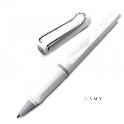 德國 Lamy Safari 狩獵系列 鋼珠筆 (亮白)