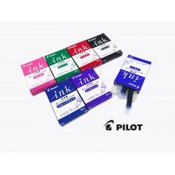日本 PILOT 百樂 卡式墨水 (一盒5支裝)