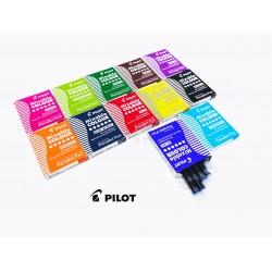 日本 Pilot 百樂 卡式墨水 (一盒6支裝)