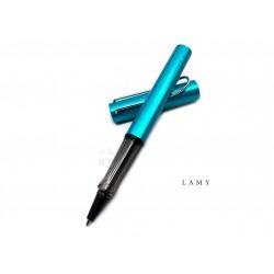德國 Lamy AL-star 恆星系列 2020限定色 Turmaline 青藍光 鋼珠筆