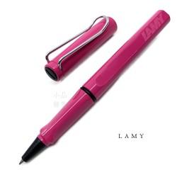 德國 Lamy Safari 狩獵系列 鋼珠筆(桃紅)