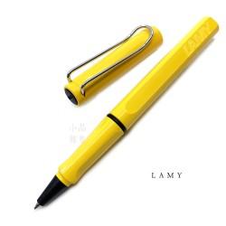 德國 Lamy Safari 狩獵系列 鋼珠筆(亮黃)
