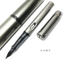 德國 Lamy LX 奢華系列 太空灰 F尖 鋼筆