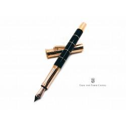 德國 Graf von Faber-Castell Classic 經典系列 Anello Rose Gold 18k金 鋼筆(玫瑰金款)
