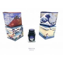 日本 TACCIA 浮世繪系列 葛飾北斎 40ml 鋼筆墨水