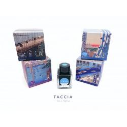 日本 TACCIA 浮世繪系列 歌川広重 40ml 鋼筆墨水