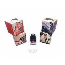 日本 TACCIA 浮世繪系列 喜多川歌麿 40ml 鋼筆墨水