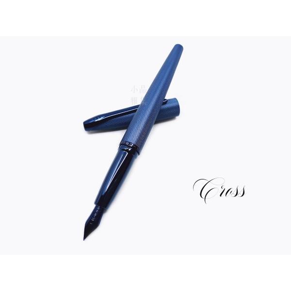 Cross 高仕 ATX 啞深藍 鋼筆