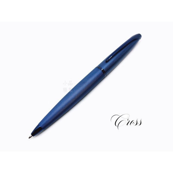 Cross 高仕 ATX 啞深藍 原子筆
