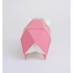 bog craft|立體動物紙藝 生猛火腿/TINY