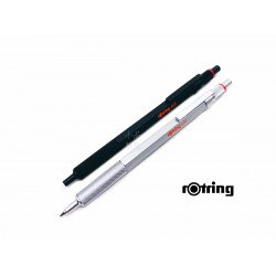 德國 rOtring 洛登 600型 金屬筆桿  原子筆