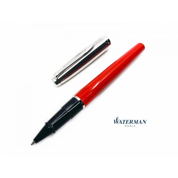 法國 Waterman Emblème 巴黎魅影系列 鋼珠筆(紅色)