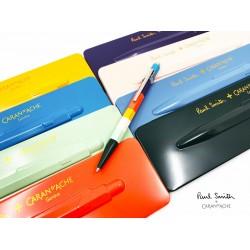 瑞士卡達 CARAN D'ACHE X Paul Smith 聯名款 III 限量版 第三代 849 原子筆
