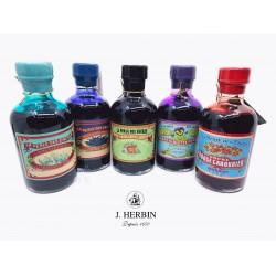 法國 J.Herbin 350th Birthday Ink 500ml 紀念墨水(五色可選)