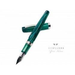 義大利 LEONARDO Messenger Verde Green 綠色 鋼筆