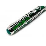 瑞士 卡達 Caran d'Ache Artiste Collection 限量88支 玉竹 18K金 純銀鋼筆