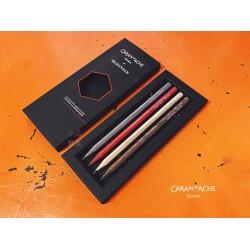 瑞士卡達Caran d'Ache 卡達限量 珍奇鉛筆組  香氛版第三代