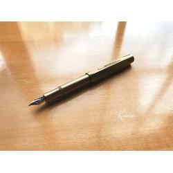 德國 Kaweco BRASS sport 黃銅鋼筆